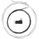 Shimano OPTISLICK Outer Brake Cable white